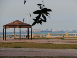 A Walk in Jubail Corniche