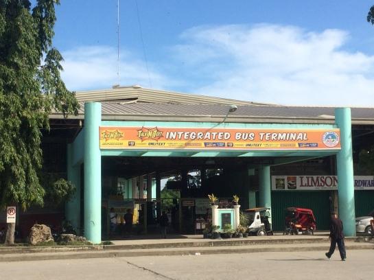 Integrated Bus Terminal