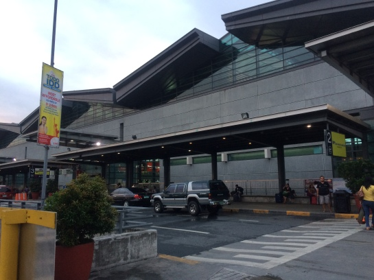 getting back in NAIA on time