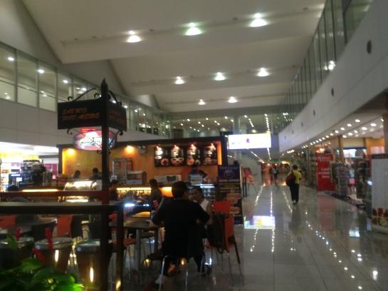 Pre - Departure Area