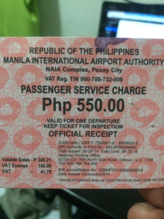 Terminal Ticket