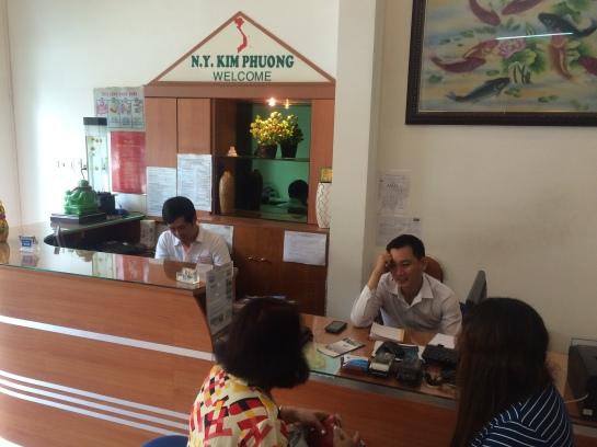 The Best Staff of N.Y Kim Phuong Hotel