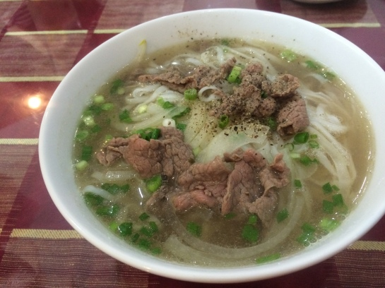 Pho Bo Soup