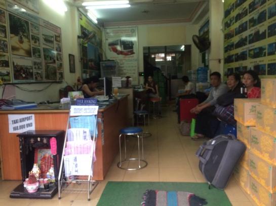 Mekong Express Limousine Bus office