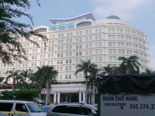 Random Building in Dong Khoi Street