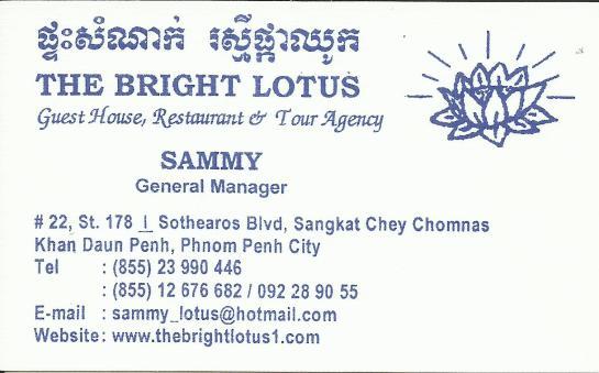 bright lotus