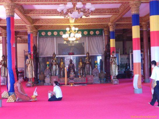 Inside Wat Ounalom