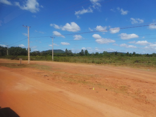 Santuk District's Redland