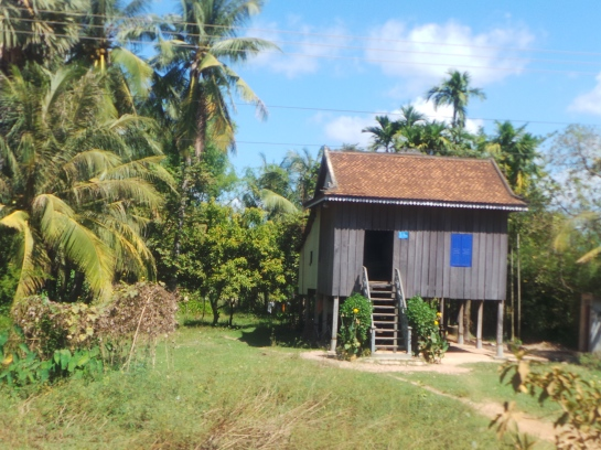 A House in Santuk District
