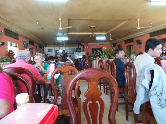 Stung Sen Restaurant in Kampong Thom