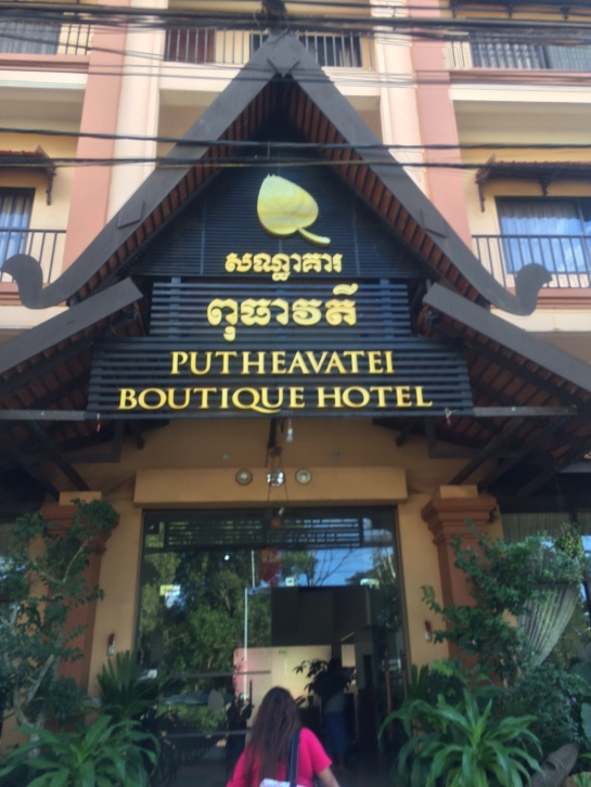 Putheavatei Boutique Hotel and Spa