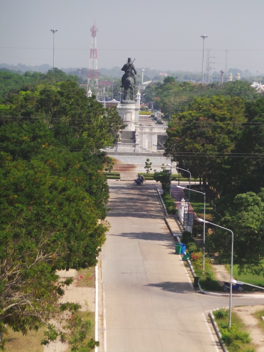 The Statue of King Naresuan