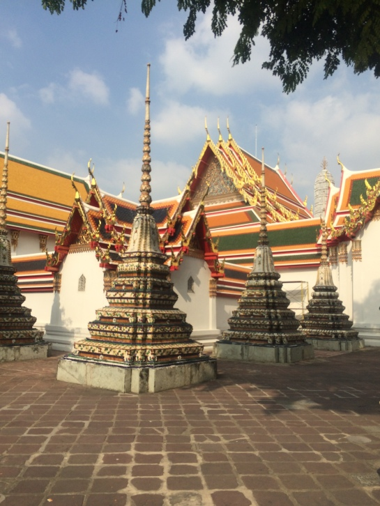 Wat Pho grounds
