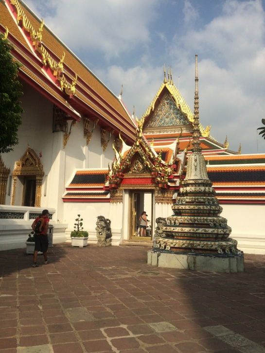Wonderful Wat Pho