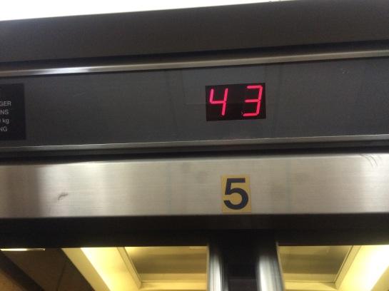 43rd Floor