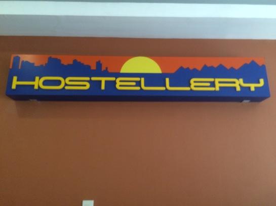 Hostellery Logo