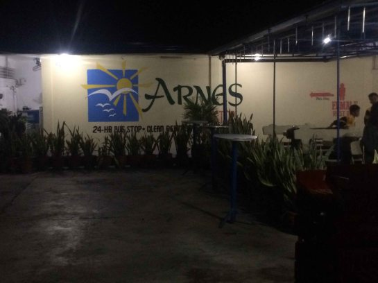 Arne's Bus Stop and Restaurant