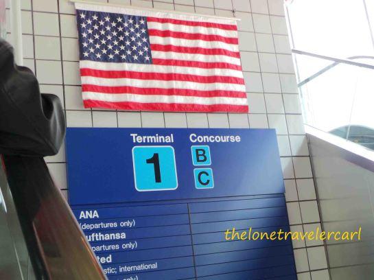 At Terminal 1