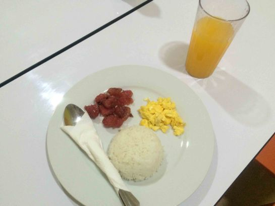 Free Breakfast with Juice or Coffee