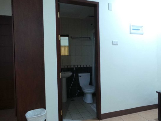 The Toilet and Bath
