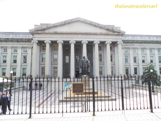 The Treasury Department