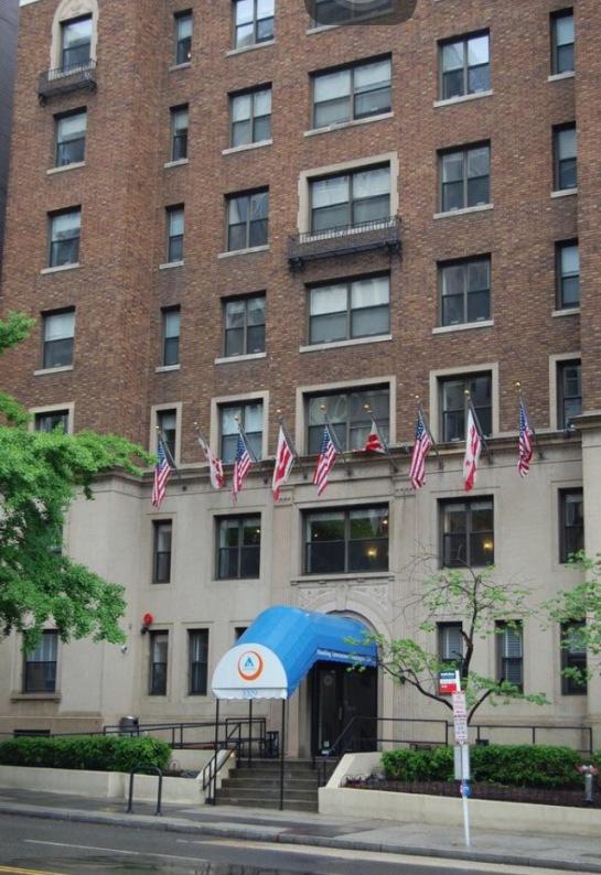 Hostelling International Washington DC 1009 11th St NW, Washington, DC 20001 (202) 737-2333