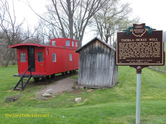Ohio Historical Marker