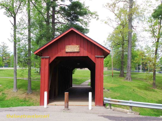 Armstrong Covered Bridge