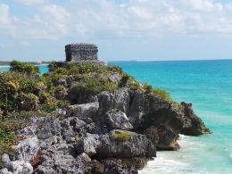 The Tulum Ruins
