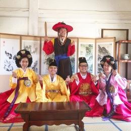 Experiencing Traditional Korea