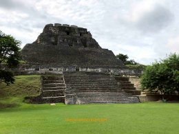 Xunantunich Mayan Ruins of Cayo,Belize